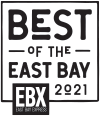 Best Attorney, Trusts and Estates, East Bay Express Best of the East Bay 2021